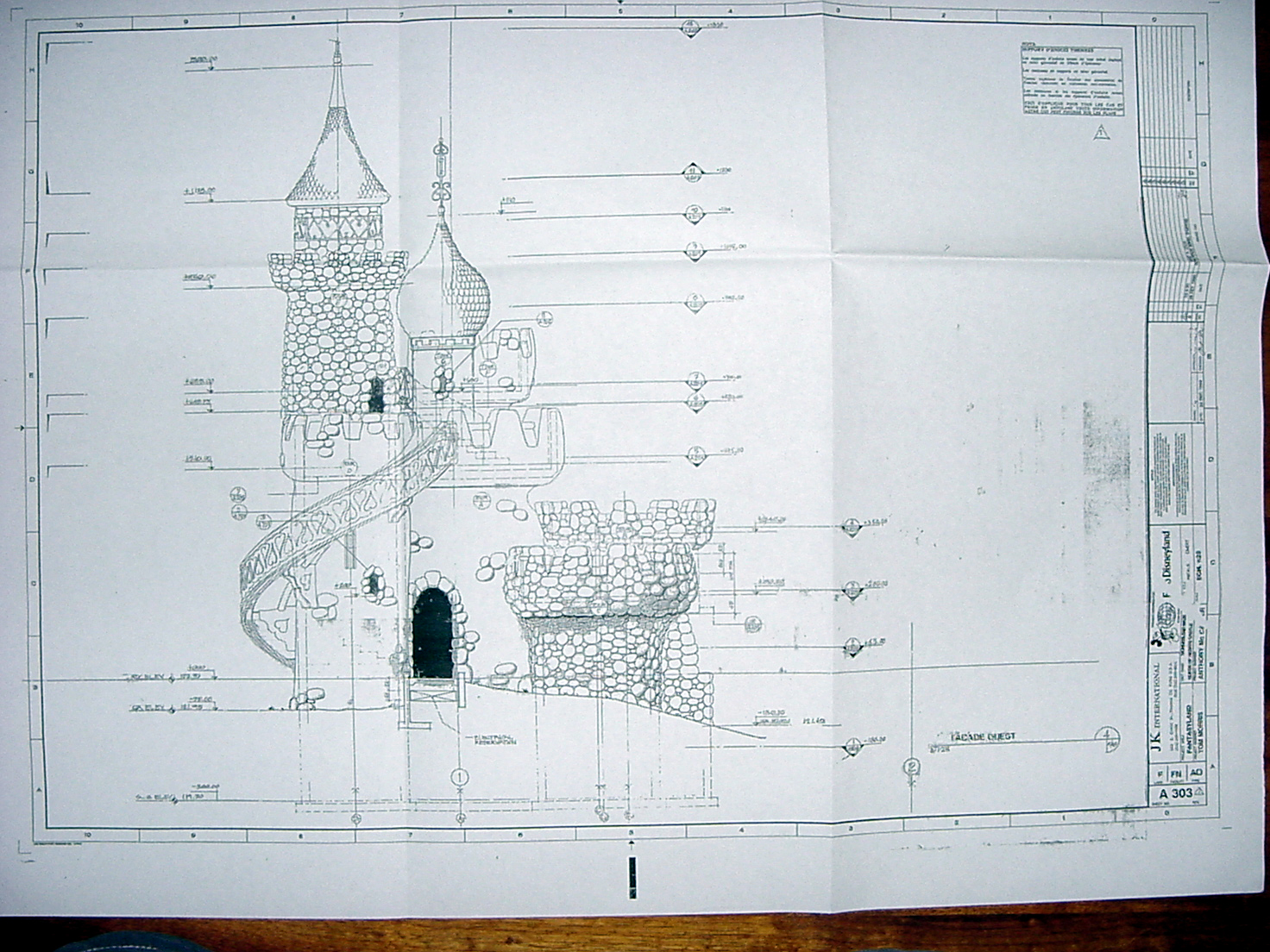 Inspiring Blueprint Of Castle 23 Photo Home Plans
