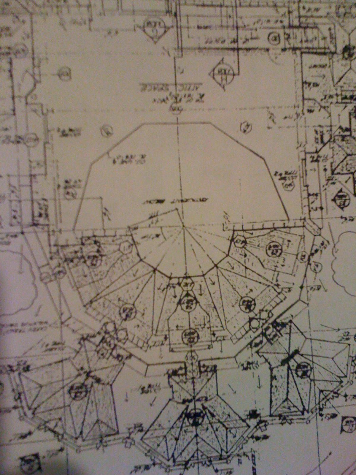 Walt Disney World Fantasyland Blueprints